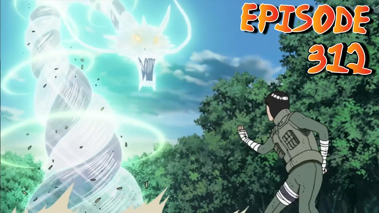 Review Naruto shippuden Episode 312 | Maitre Shen