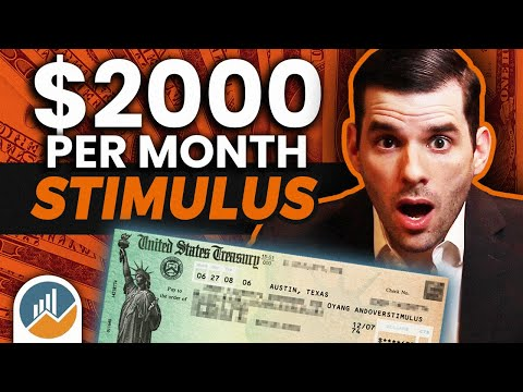 $2000/MONTH AND NO RENT/MORTGAGE: New Stimulus Proposals - What You Need To Know