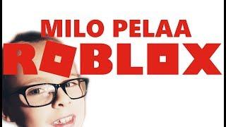 Milo pelaa Roblox Madcity (osa4)
