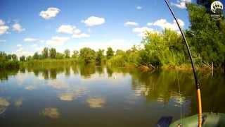 """Обкатка силикона от """"Рыбной реки""""...bogomaz05"""