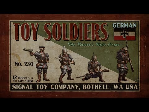 Toy Soldiers Campaign + : Polygon Wood