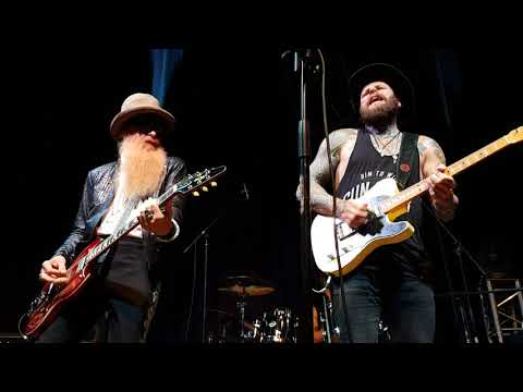 Billy F. Gibbons w/ Supersonic Blues Machine - La Grange (Casino Zollverein, Essen, 11.07.2018)