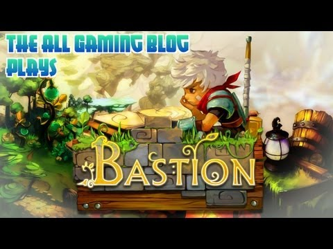 Half Hour Of Power - Bastion Playthrough With Commentary
