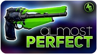 Almost Perfect Handcannon | Should Destiny 2 have perk re-rolling?