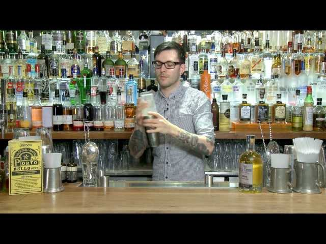 St  Patrick's Day Cocktail guide: The Saint - The Wild Geese® Irish Whiskey
