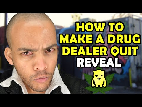 How to make a drug dealer quit reveal ownage pranks for How to draw a pill
