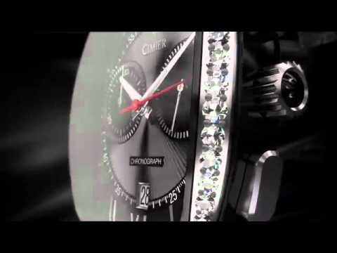 CIMIER Chronograph mit Modulkonzept