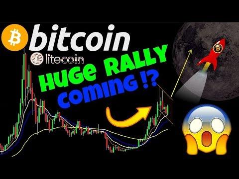 🌟BITCOIN and LITECOIN HUGE RALLY COMING!?🌟 litecoin price prediction, analysis, news, trading