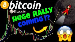 🌟BITCOIN and LITECOIN HUGE RALLY COMING!?🌟 litecoin price prediction, analysis, news, trading