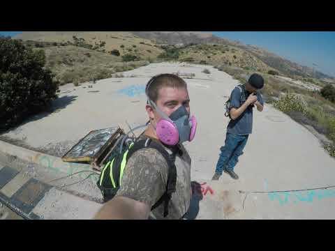 Abandoned Nike Base LA88 Oat Mountain (Chatsworth,Ca) 2017