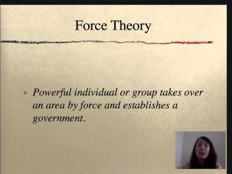 Theories of Government - YouTube