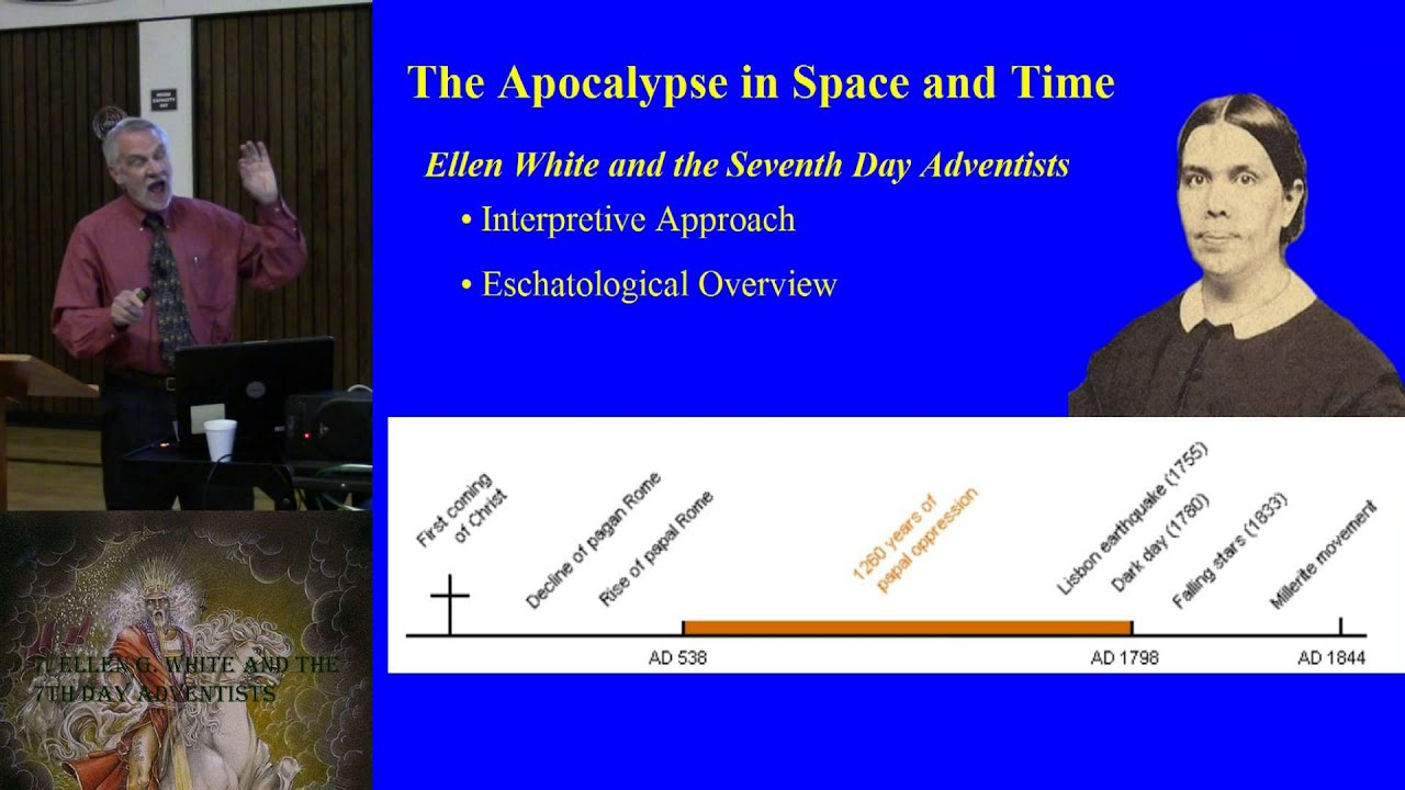 7  Ellen G  White and the Seventh Day Adventists