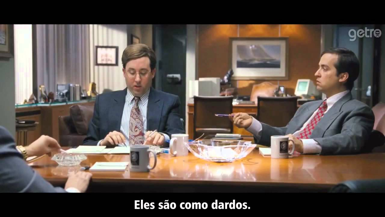Os Lobos De Wall Street The Wolf Of Wall Street 2013 Trailer