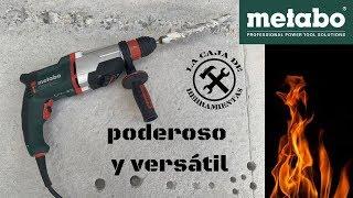 Rotomartillo SDS PLUS Metabo KHE 2860 QUICK
