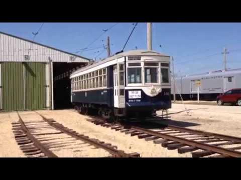 The West Towns streetcar rides again