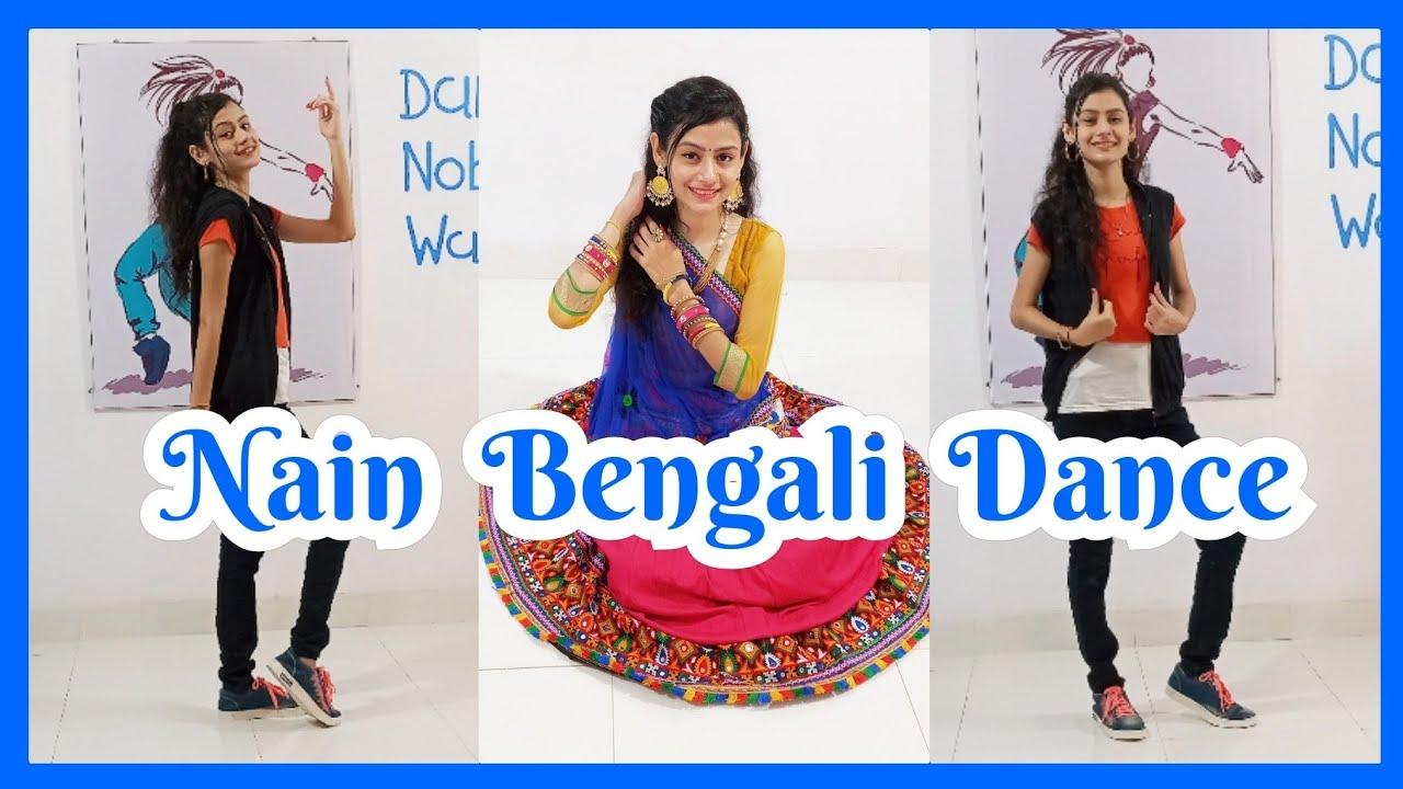 Nain Bengali Dance   Guru Randhawa   Amisha Modha Choreography
