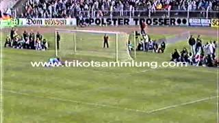 1986/87 Bayer 04 Leverkusen - FC Bayern München 0:0