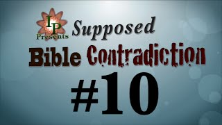 Supposed Bible Contradiction #10 (Displaying Good Works)