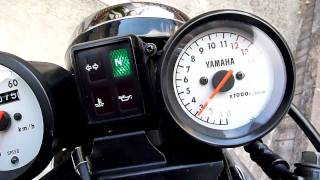 HD【HOT START】 YAMAHA RZ50 Ⅱ型 (5FC1)