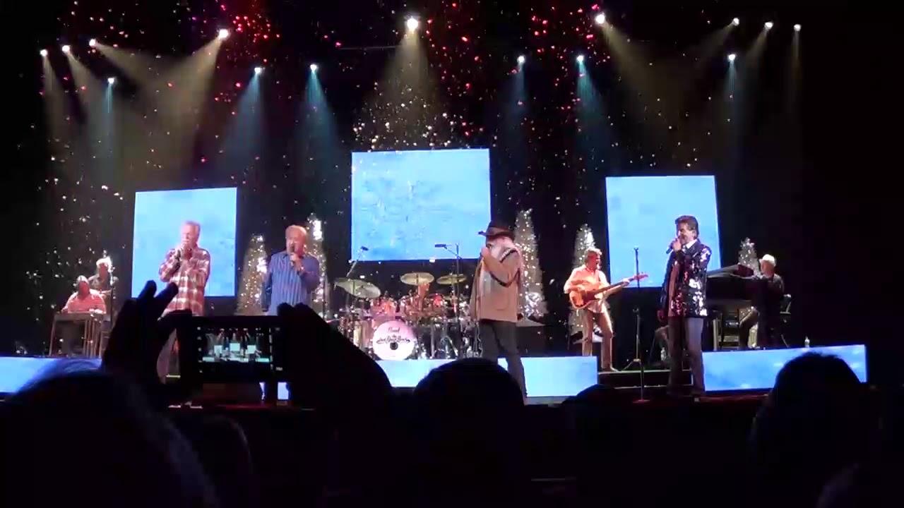 Oak Ridge Boys- Intro to Christmas Show/Let It Snow - YouTube