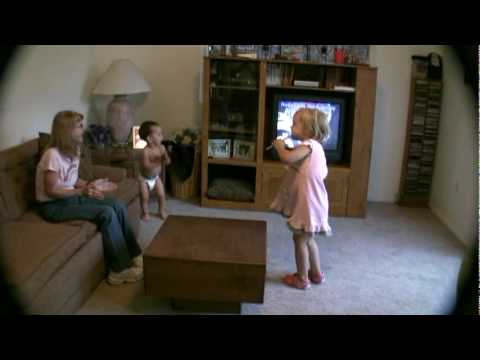 Bullfrogs and Butterflies Silly Family Music Video