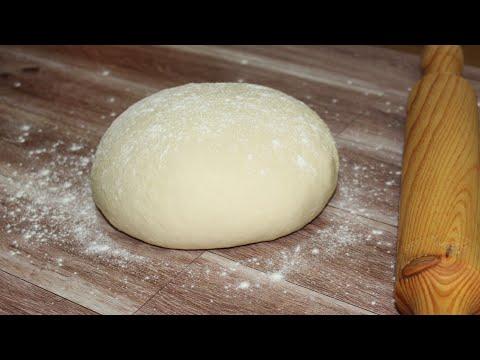صورة  طريقة عمل البيتزا عجينة بيتزا الهشة والطرية بدون حليب | لجميع المملحات الرمضانيه 🌙|مع طريقه الاحتفاظ بها ✔️ طريقة عمل البيتزا من يوتيوب
