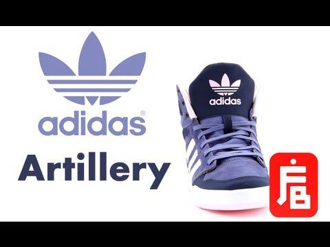 294503317a3 Adidas Artillery Purple High sneaker | Sooco - YouTube