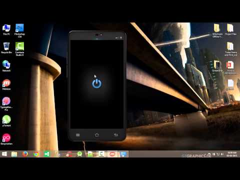 how to connect android phone to pc via usb tethering