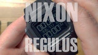 Nixon Regulus Watch : Excellent!