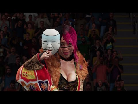 WWE 2K18 | All Entrances