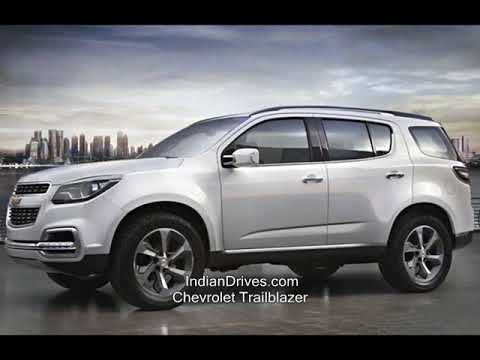2012 Chevrolet Trailblazer First Look