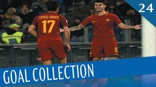 GOAL COLLECTION - Giornata 24 - Serie A TIM 2017/18