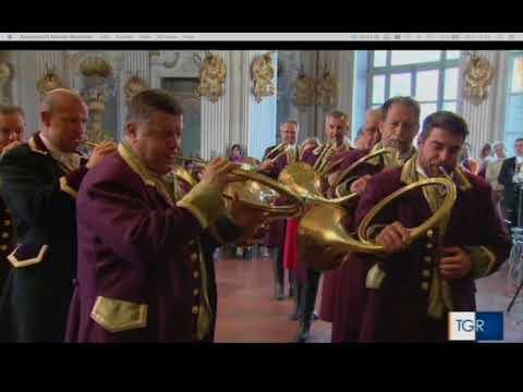 TG3 Stupinigi. Corni da caccia / Trompes: A. Vivaldi - J.D. Heinichen – (?) P. Torri / (?) J. Ries