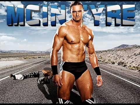 WWE Drew Mcintyre Old 2009 Theme Song