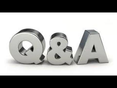 MOB TALK RADIO Q & A #5 -11/16/17