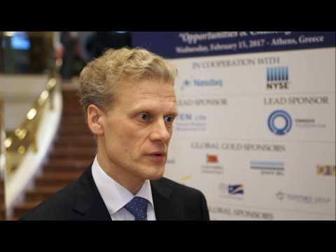 8th Annual Greek Shipping Forum Interview-Philipp Wuenschmann