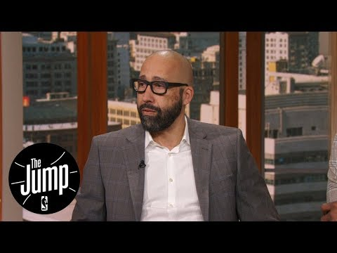 David Fizdale addresses being fired by the Grizzlies   The Jump   ESPN