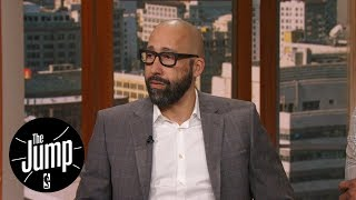 David Fizdale addresses being fired by the Grizzlies | The Jump | ESPN