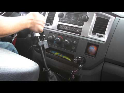 2nd gen swapped 2007 dodge ram Cummins 6 speed with jacobs exhaust brake brake