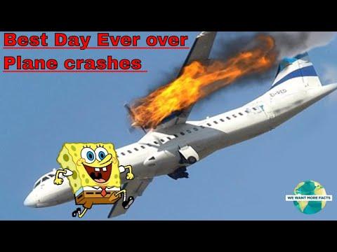 """I put """"Spongebob - The best day ever"""" Over Plane Fails"""