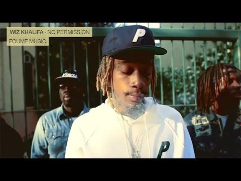 Wiz Khalifa - No Permission (official audio)
