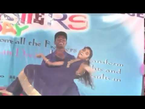 Dance for manohara song at dhone