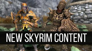 Bethesda Shares Details on Upcoming Massive Skyrim Content - New Quest Experience