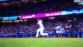 Corey Seager 2 RBI Single Vs White Sox