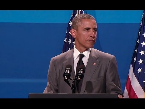 President Obama Speaks at the Working Families Summit