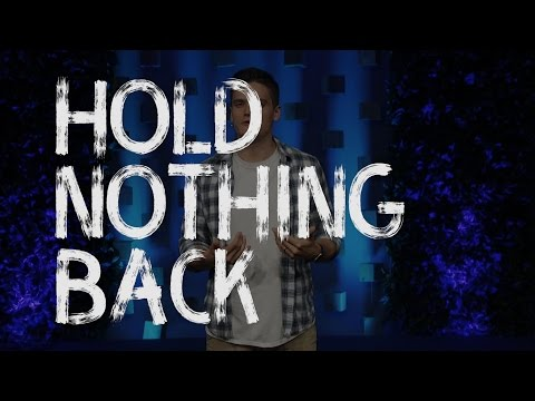 Hold Nothing Back: A Story of Surrender | Jon Jorgenson