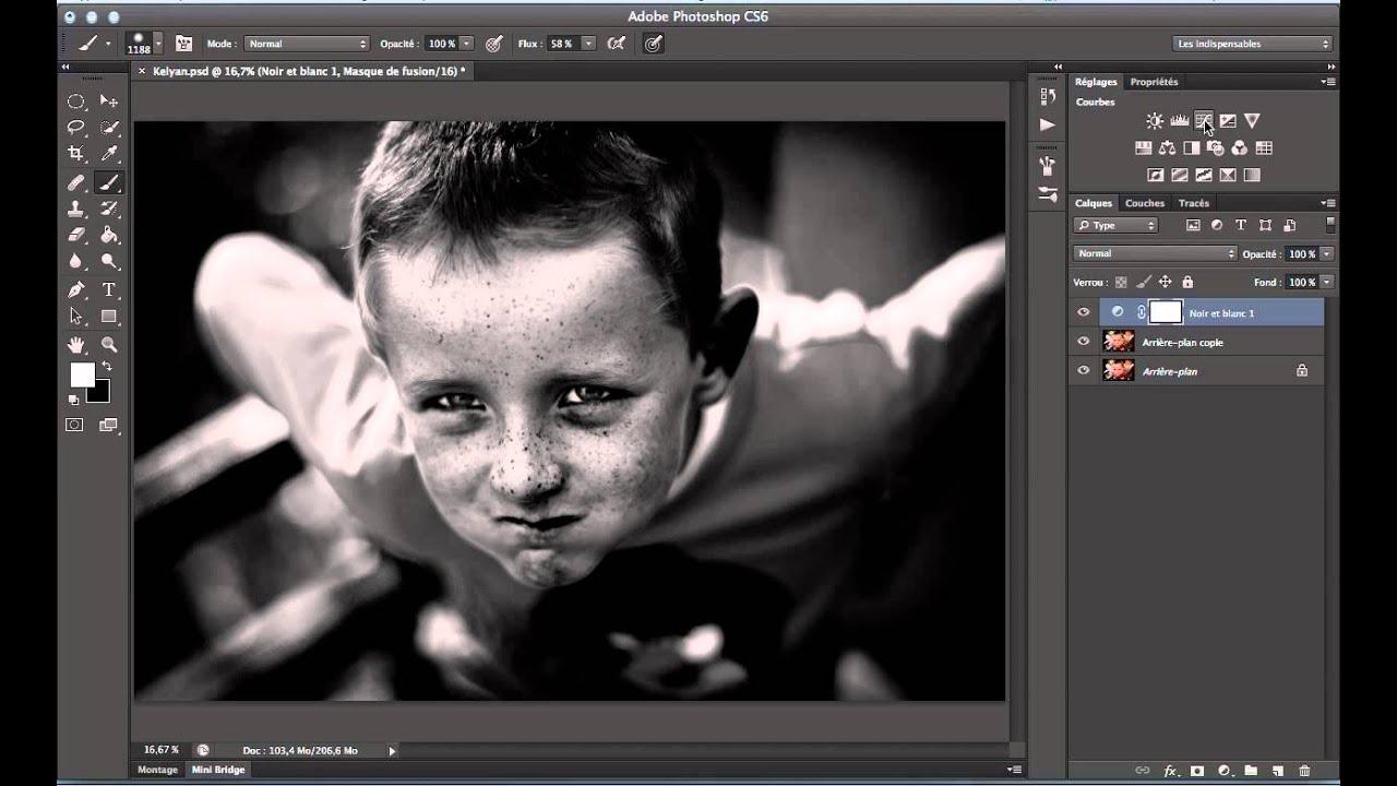 Mettre de la couleur sur une image noir et blanc avec ...