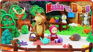 Video ♥ Masha and the Bear New Episodes 2016 (Garden of Stolen Carrots, Dangerous Juice...) download MP3, 3GP, MP4, WEBM, AVI, FLV November 2018
