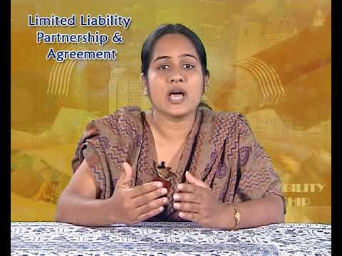Limited Liability Partnership & Agreement
