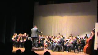 concerto da Banda Sinfônica Municipal de Bauru.03/04/2012.